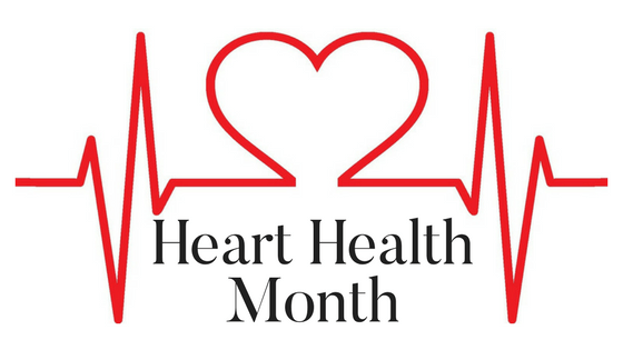 Listen to Your Heart, heart health month