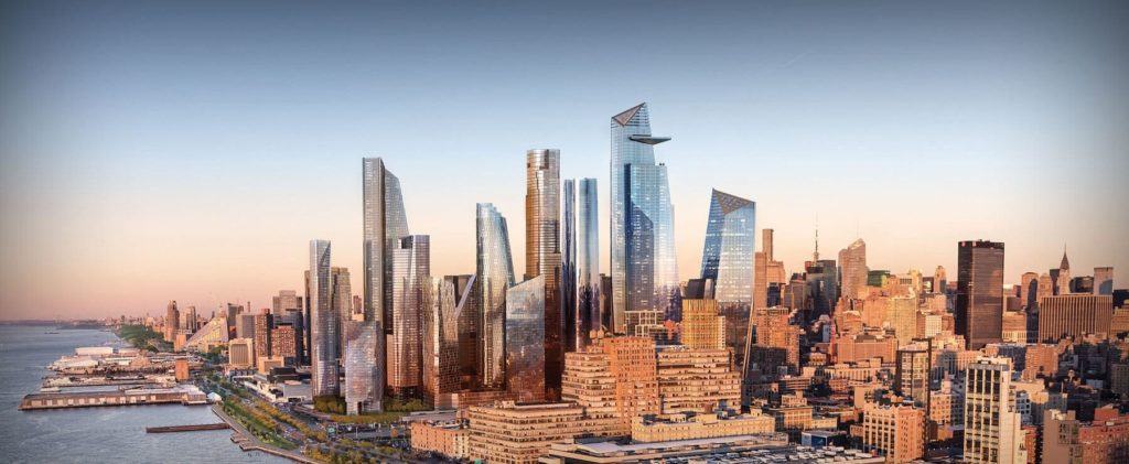 NYC LIFE: Hudson Yards, Dining In, Cabaret, Talent Show, and More