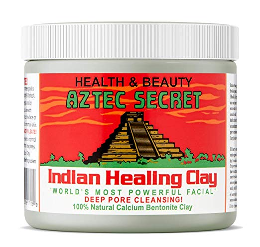 Aztec Secret - Indian Healing Clay with 15,000 five-star reviews