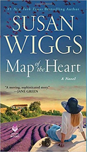 Susan Wiggs, Map of the Heaet