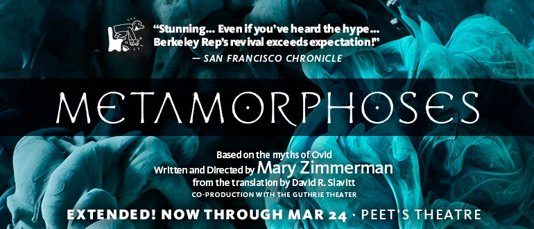 Metamorphoses at Berkley Rep