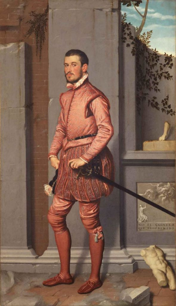 Moroni: The Riches of Renaissance Portraiture