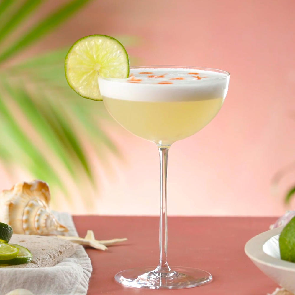 Pisco cocktail