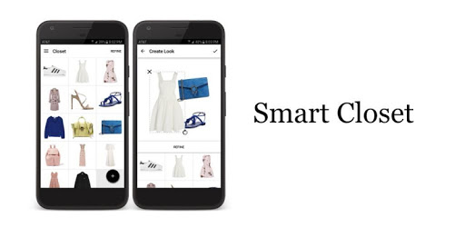 smart closet, manage your closet