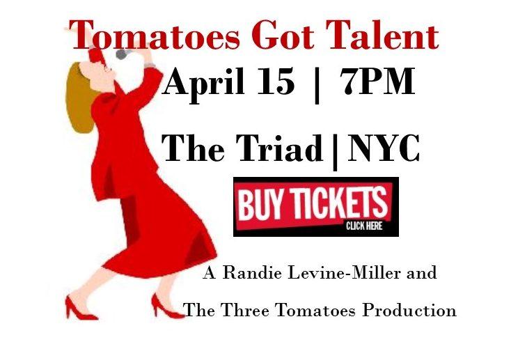 Tomatoes Got Talent show