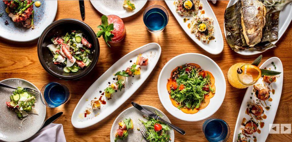 Trailblazer Tavern, Hawaiian Comfort Food
