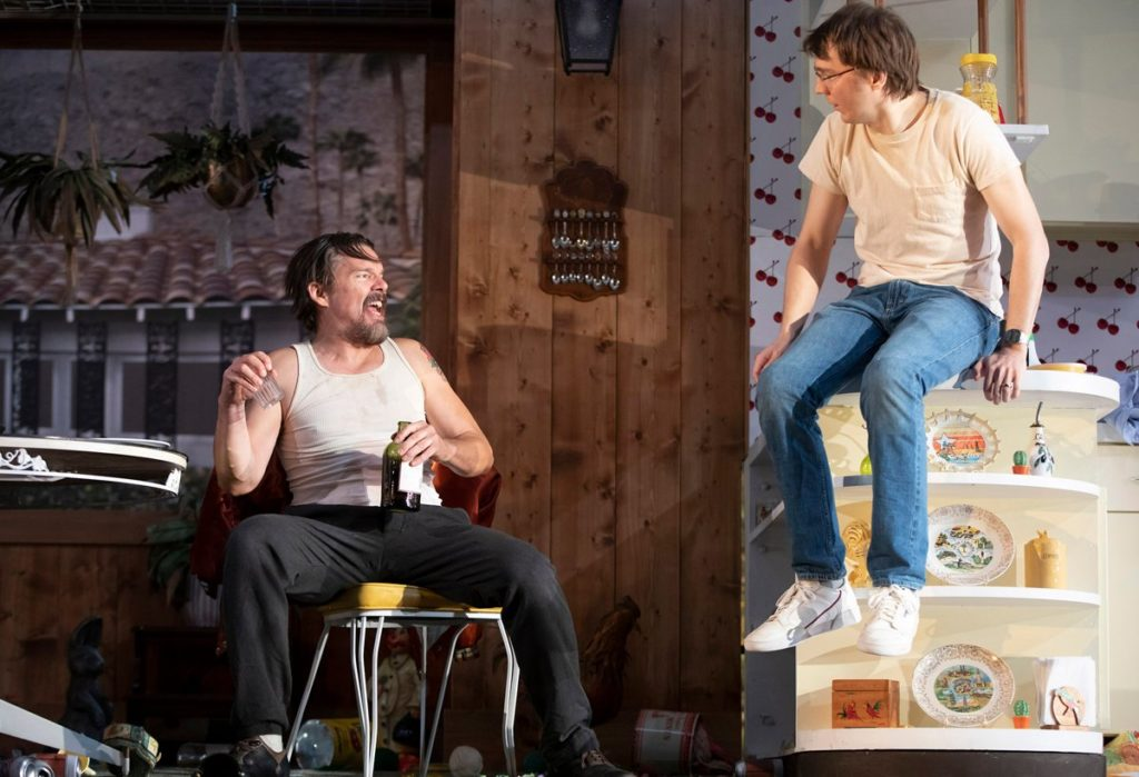 True West at the Roundabout Theatre