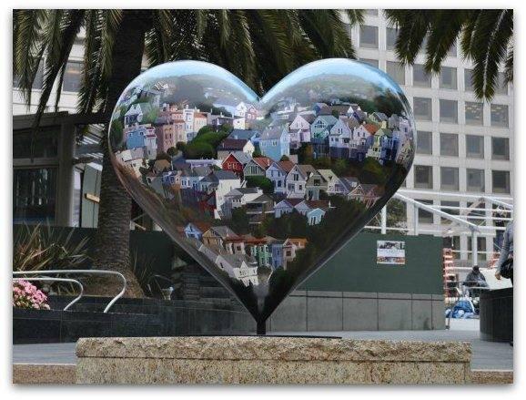 Valentine's Day San Franciscio
