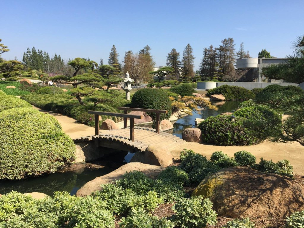 LA LIFE: Japanese Garden, Women's Place Tour, Rooftop Cinema, Mojo, Yoga