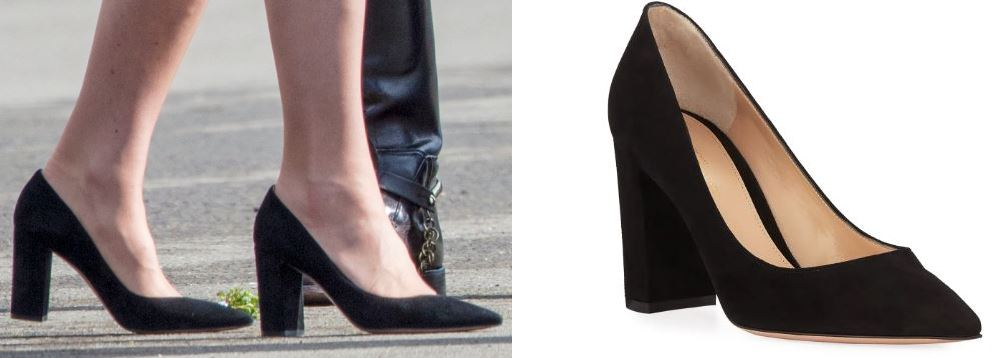 Spring Shoe Trends: Block Heels and Kitten Heels