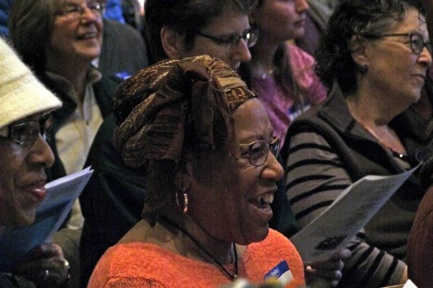 SF LIFE: International Women's Day, Many Voices, Bubbles
