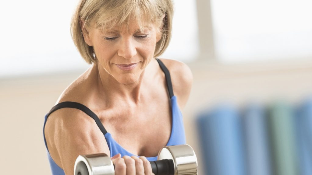 Strength Training for Weight Loss:  Fact vs. Fiction