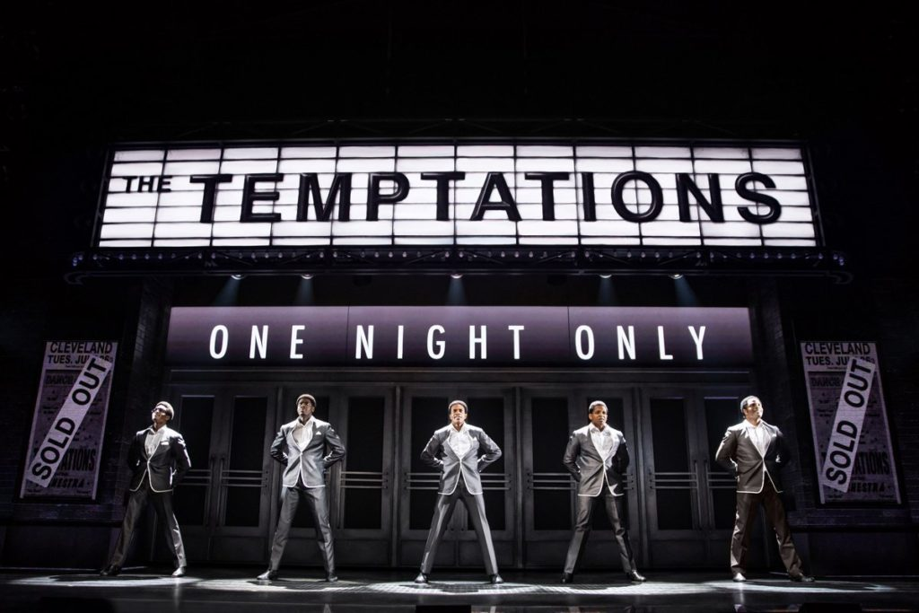 Move Your Feet to The Beat of The Temptations