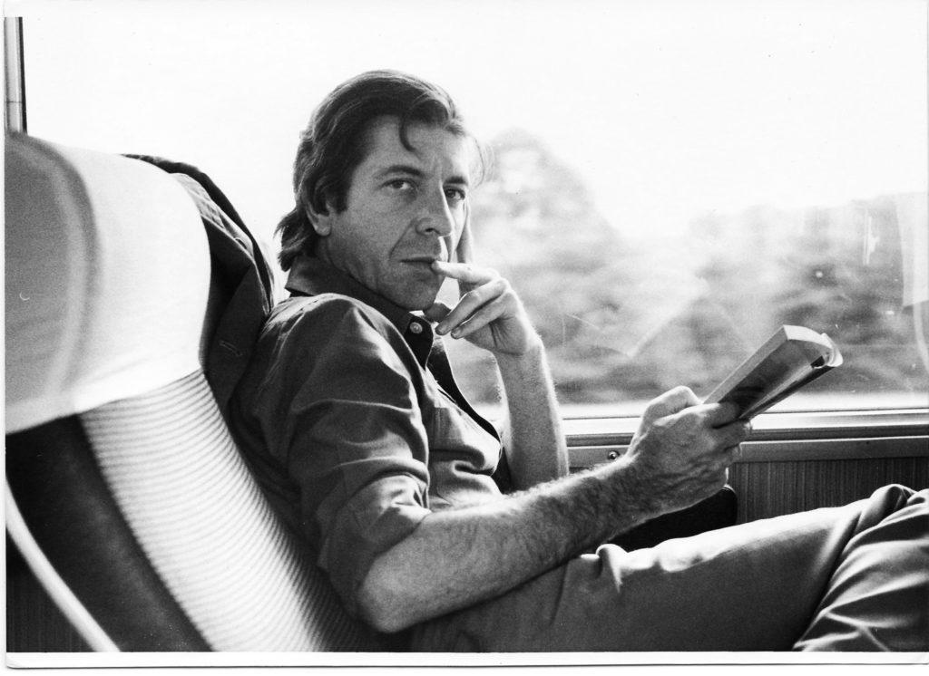 Leonard Cohen Exhibit at the Jewish Museum