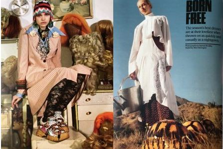 Can You Relate to Fashion Magazines Anymore?