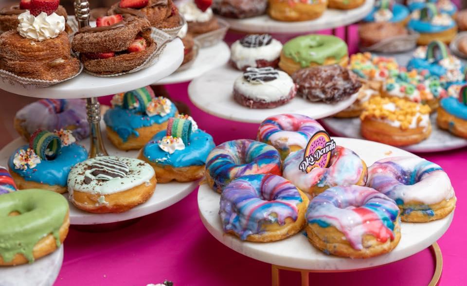 Pacific Visions, Donut Fest, Hola Fest, Lifesaving Stories