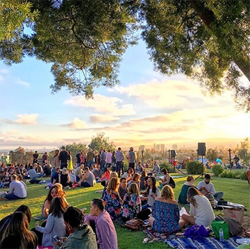 LA LIFE: Hats & Flats, Theatre, Sunsets & Wine, Dog Beach & Festivals
