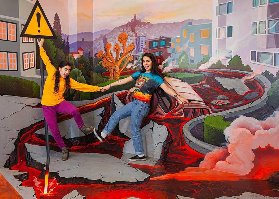 SF LIFE: Women's Health, Illusions, Dim Sum, Art, Shop or a Cause