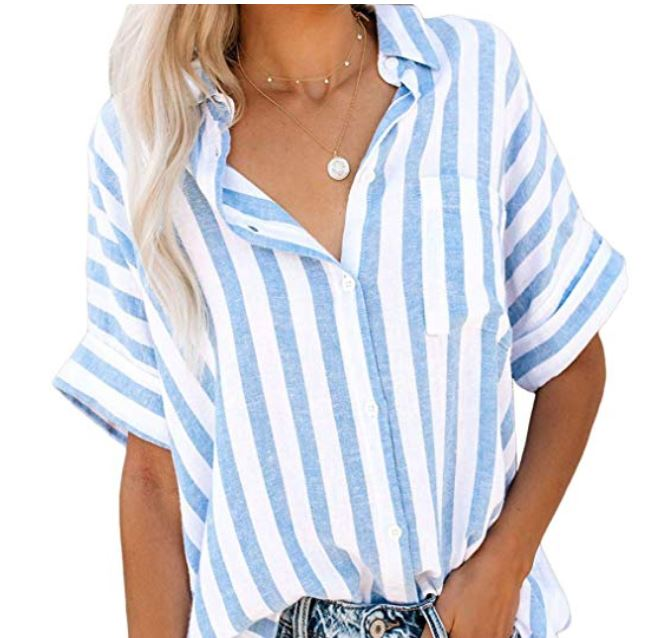 Summer Blouses and Shrugs Your Arms Will Love
