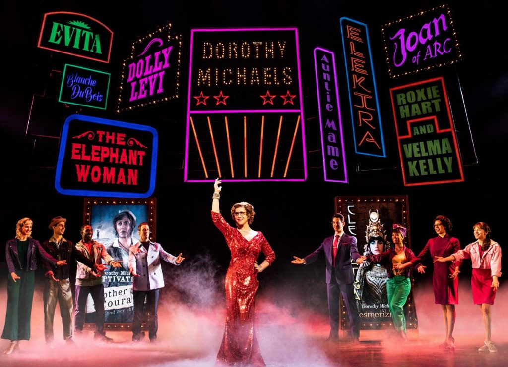 Two Tony Nominated Musicals: Beetlejuice and Tootsie