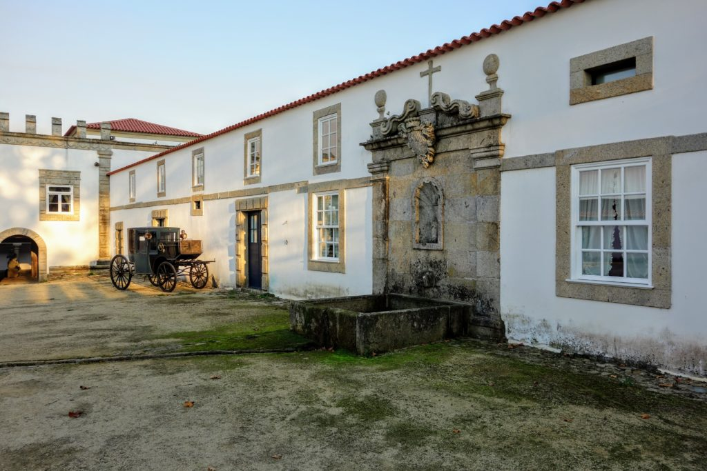 Wine Surprises Far North in Portugal's Minho Region