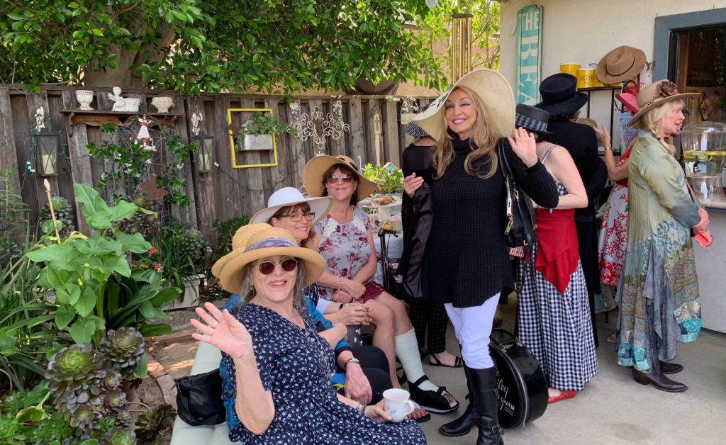 The Second Annual Three Tomato LA Hats & Flats Garden Party Highlights