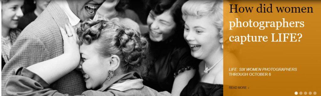 Pioneering Women Photographers
