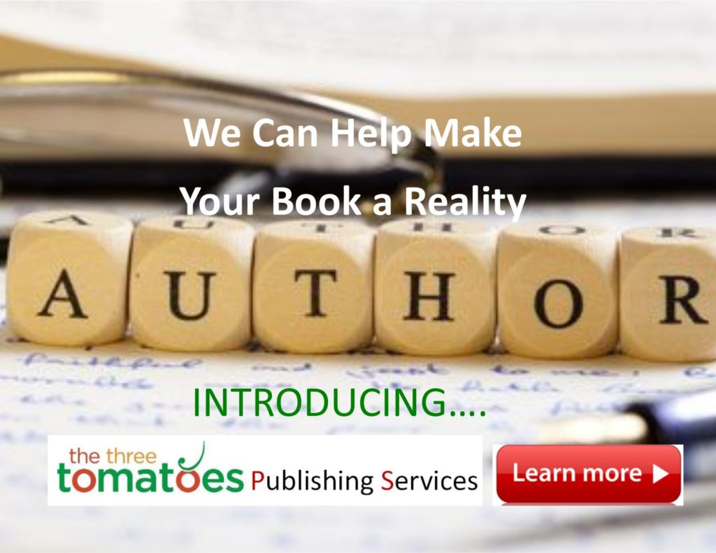 Make Your book a reality, The Three Tomatoes
