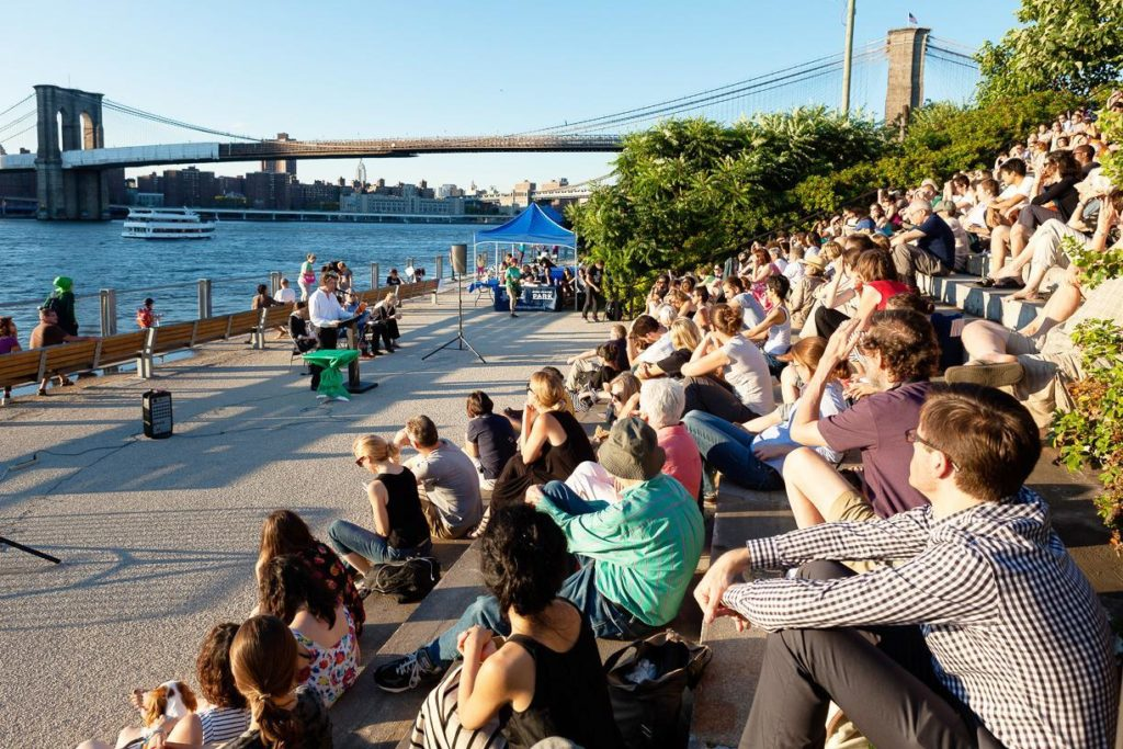 NYC LIFE: Books, Gardens, Harlem, Film and Fall Events