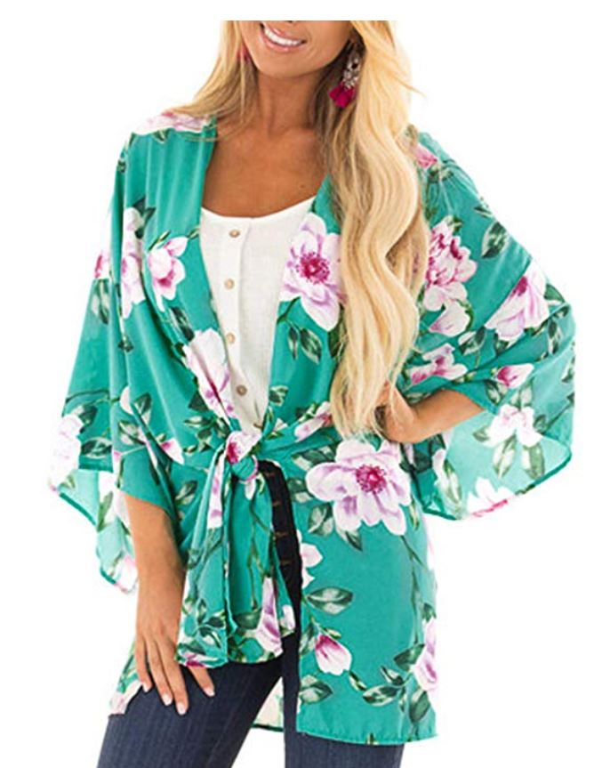 Kimonos – Perfect for Layering