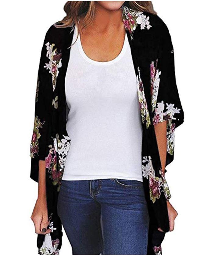 Kimonos – Perfect for Layering
