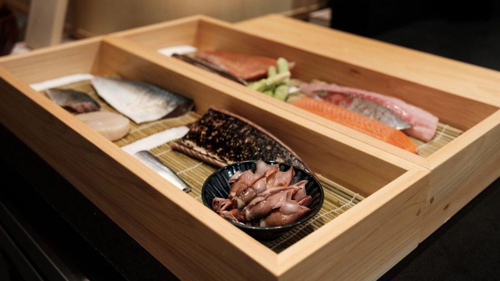 Omakase at Sushi Nagai