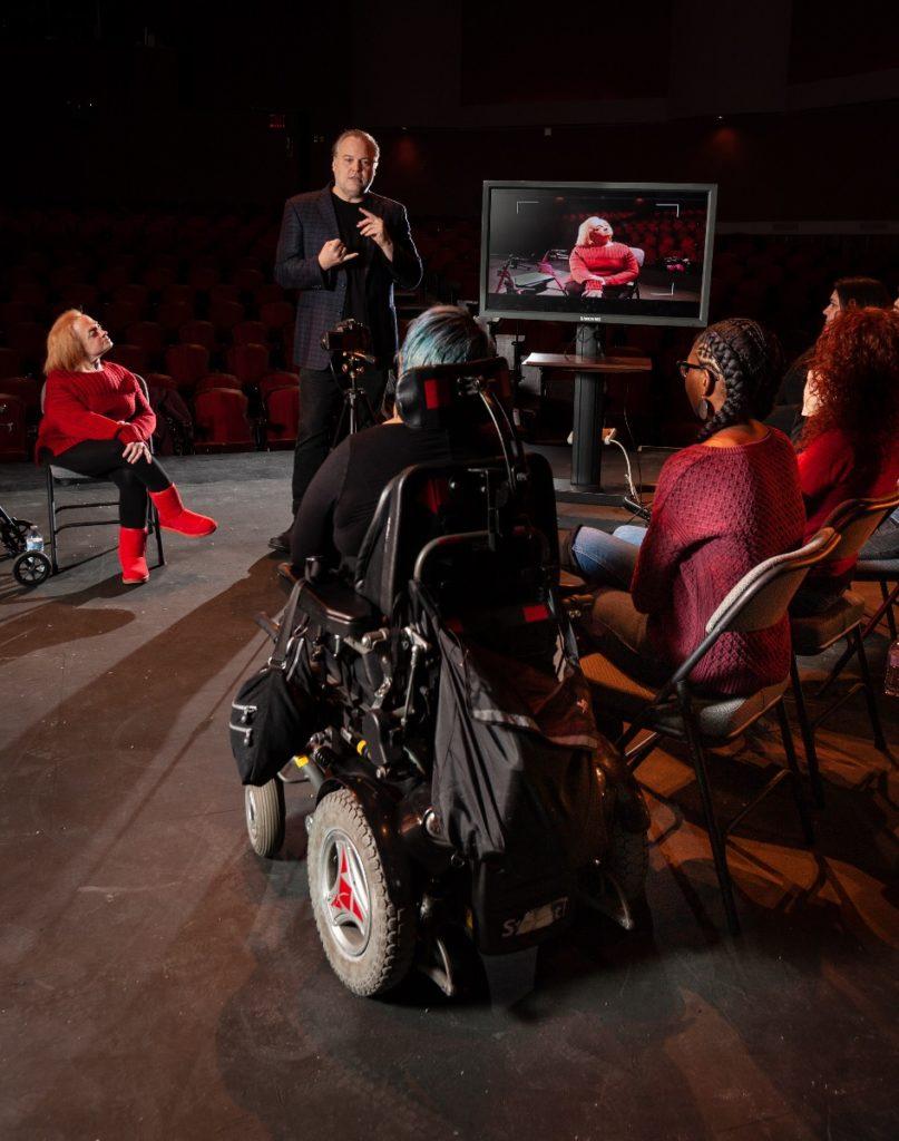 Theatre for All Initiative