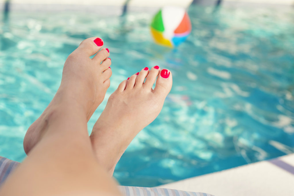 Hot Weather Foot Health Tips
