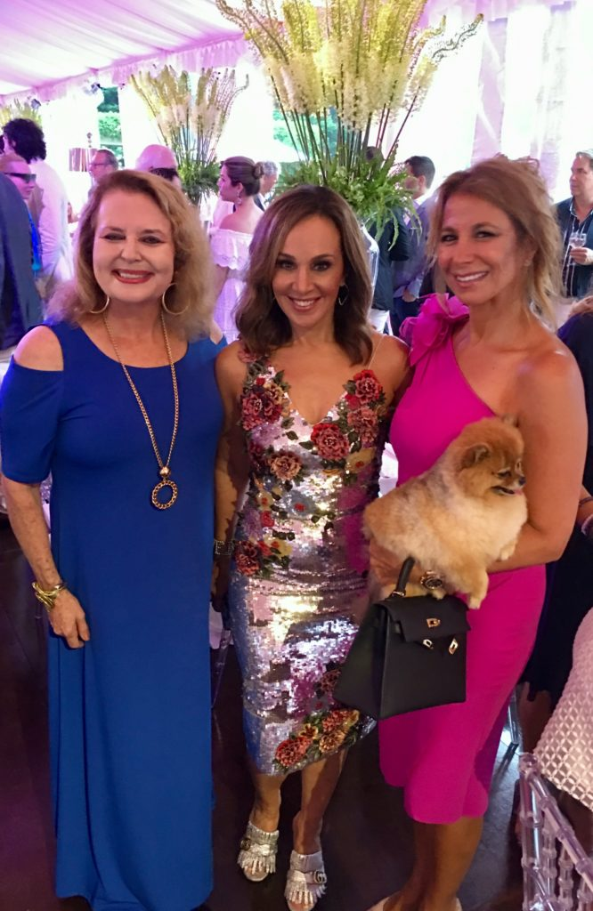 Summer Hamptons Evening Supports Women's Health