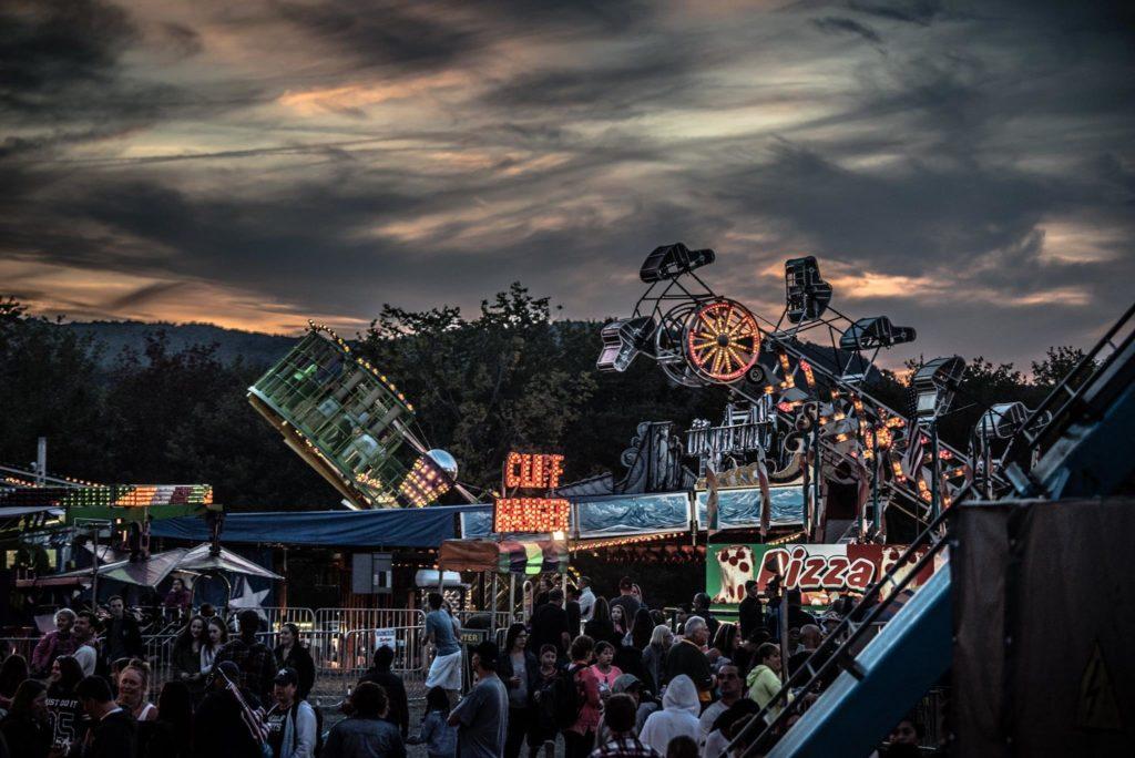Seasonal Carnivals, Festivals, and Fairs