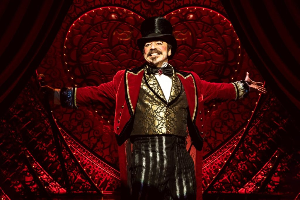 Moulin Rouge!: Think Cabaret meets Rent meets Rock of Ages
