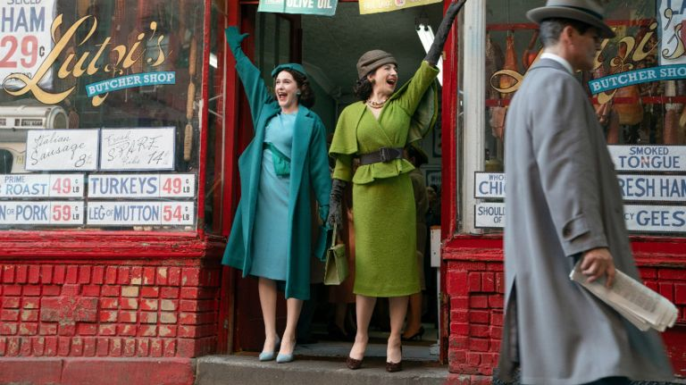 NYC LIFE: Mrs. Maisel Fans, 3T Events, Dragon Boats, Summer Streets, Dining