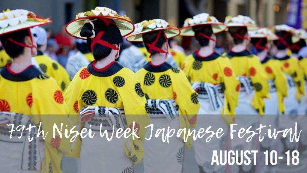LA LIFE: Bees, Nisei Festival, Giddy Up, Elephant Day, Fefu Friends