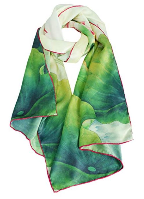 The Classic Silk Neck Scarf