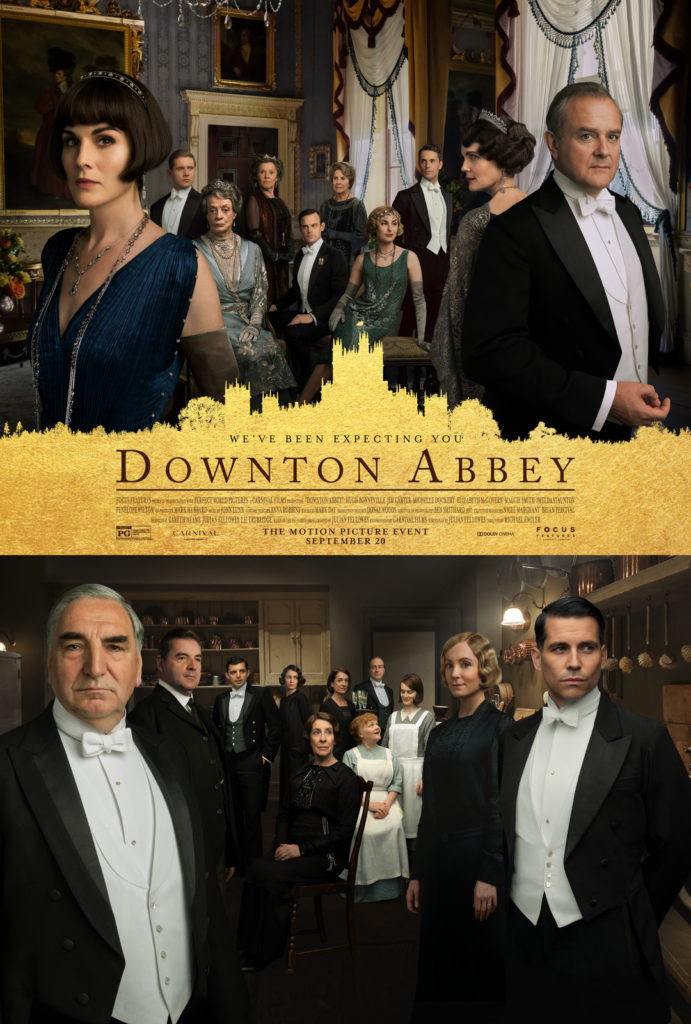 Downton Abbey, the film, is Perfection