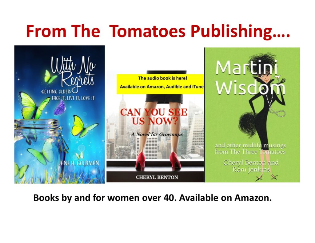 The Three Tomatoes Publishing