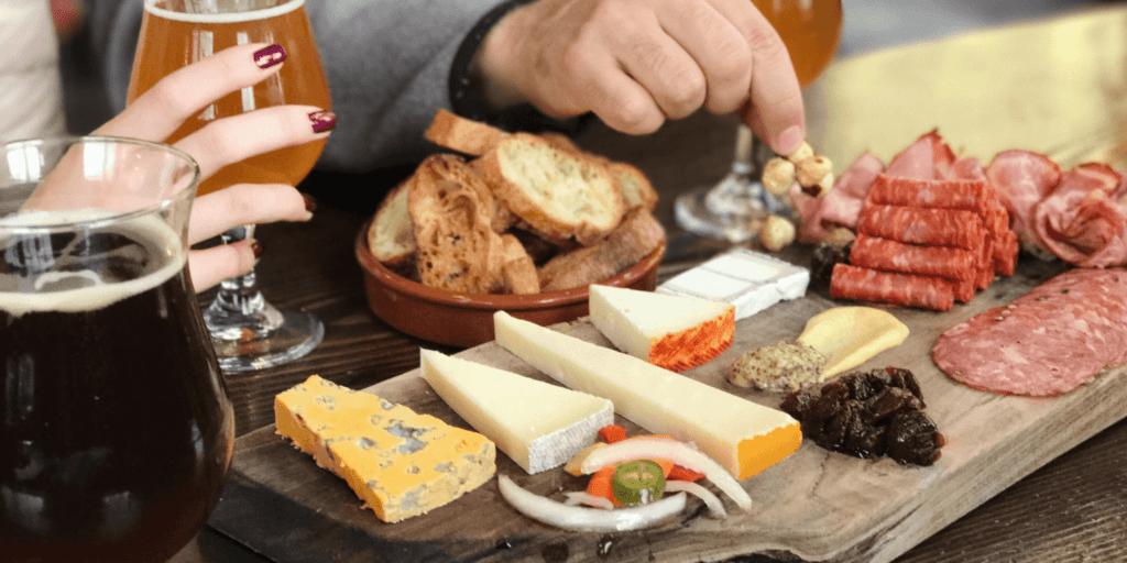SF LIFE: Oktoberfests, Cheese, Demi, Lanterns