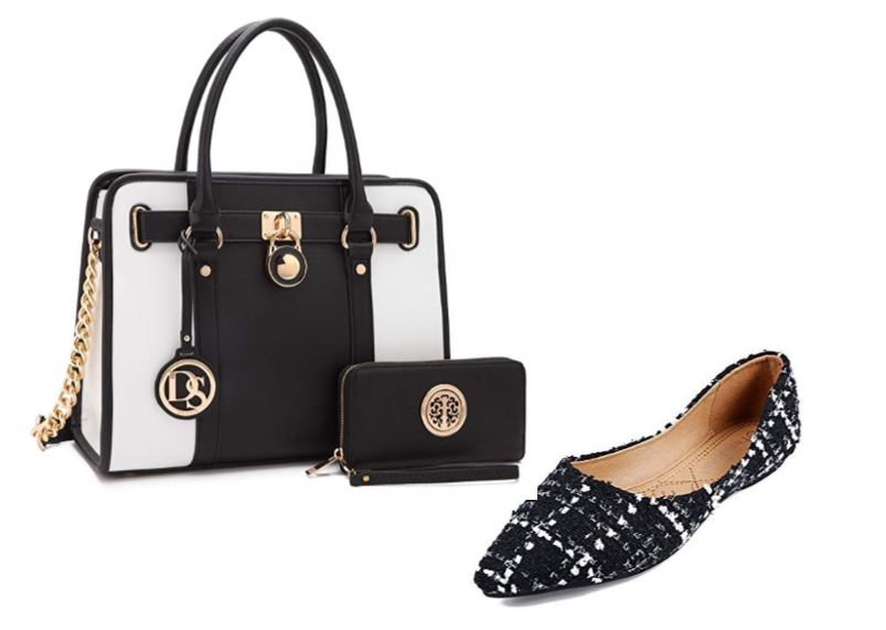 Fall Shoes and Bag Combos