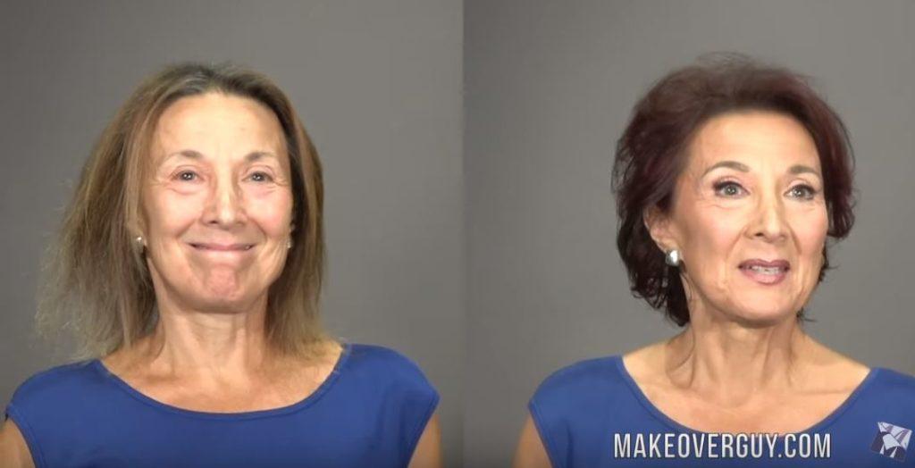 Makeover: When Dark Hair is Better