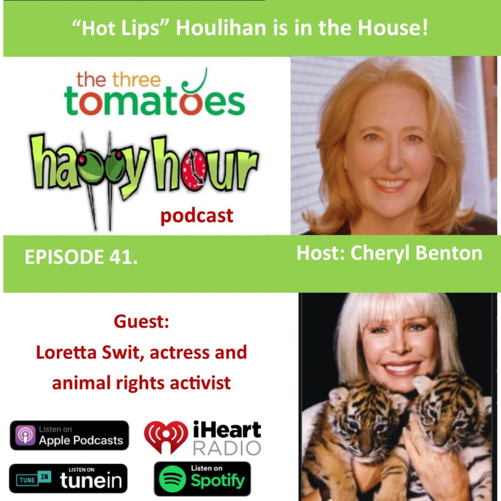 """Hot Lips"" Houlihan is in the House - An Interview with Loretta Swit"