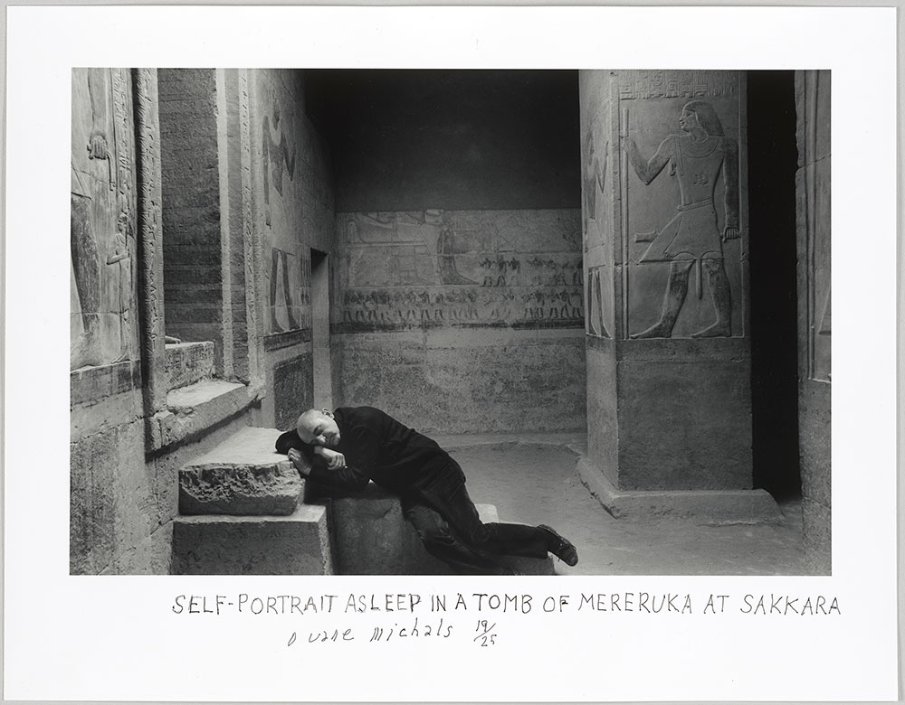 The Art and Photography of Duane Michals