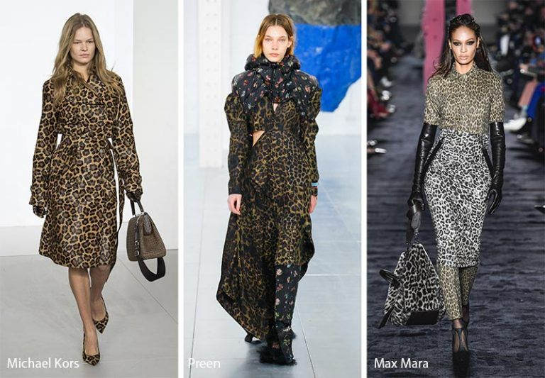 Animal Prints – Fall's Biggest Trend