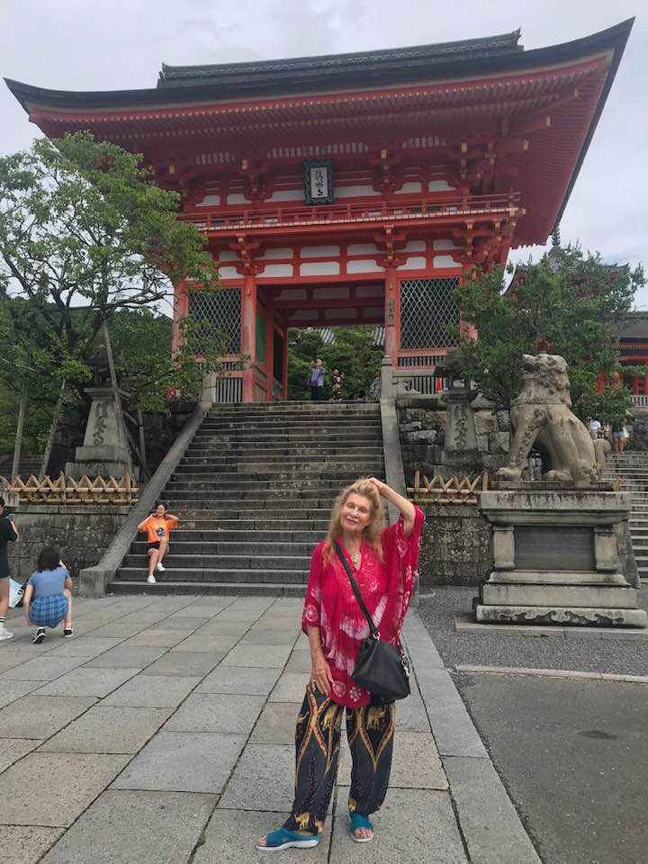 Solo in Japan