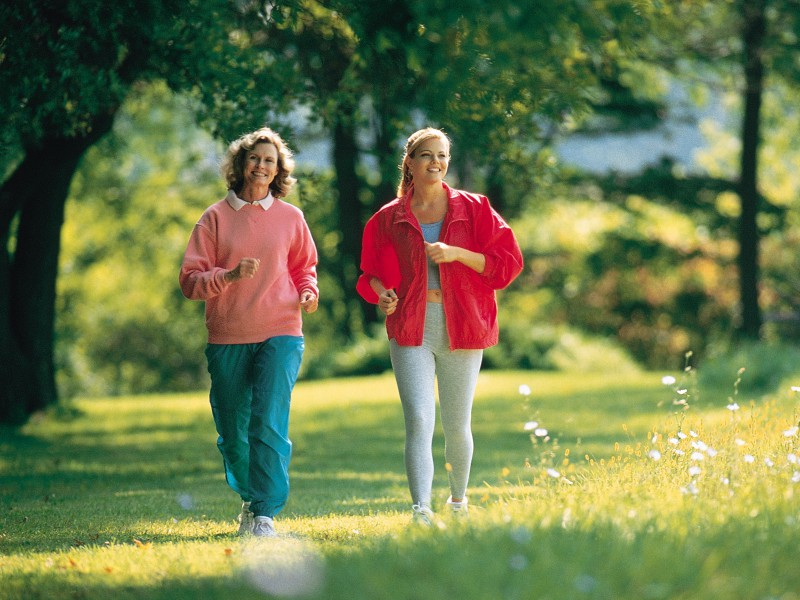 Stay Active after Breast Cancer